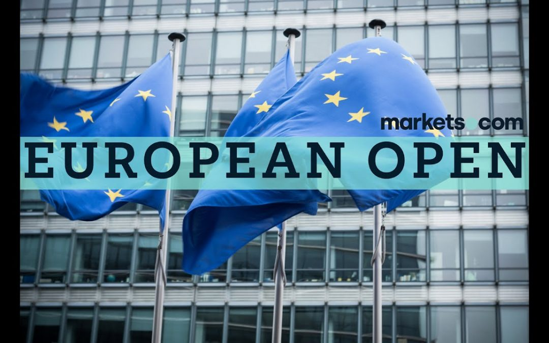European Markets Open – FTSE, Gold, Bitcoin, EUR/USD, GBP/USD