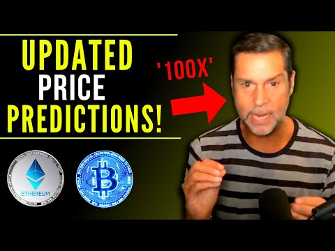 Raoul Pal I Updated my Bitcoin And Ethereum PRICE PREDICTION | 31 August, 2021 (Supply Shortage)
