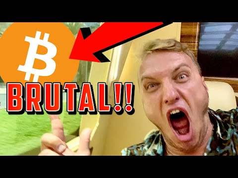 BRUTAL CHANGES FOR BITCOIN RIGHT NOW!!!!!!!!!!!!! [crypto 2021]
