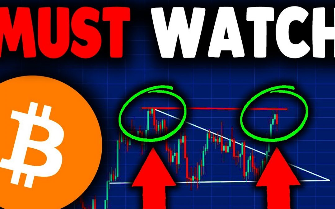 BITCOIN HOLDERS MUST WATCH THIS BITCOIN PRICE!!! BITCOIN NEWS TODAY & BITCOIN PREDICTION [explained]